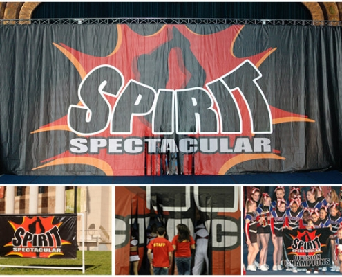 Banners - Backdrops - Signs